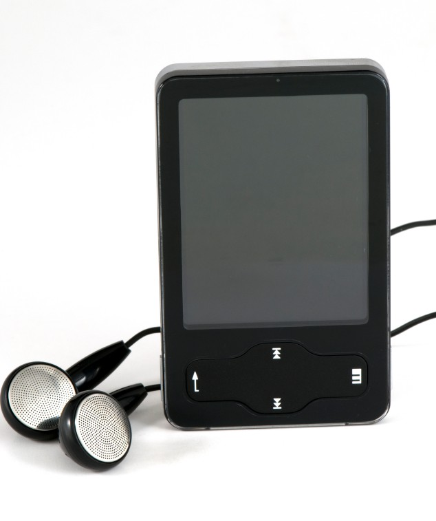 MP3 Player with Audio